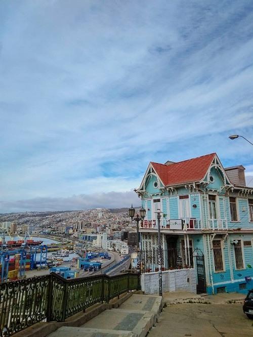 O Que Fazer Em Valparaiso Arquitetura 1