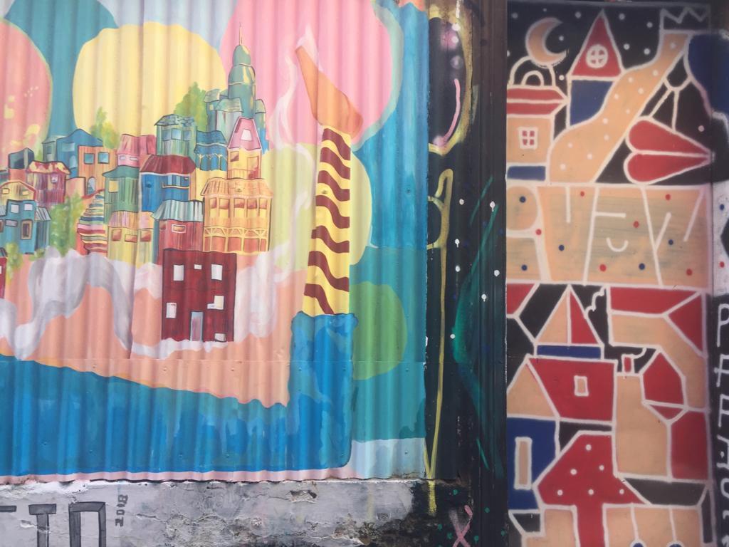 O Que Fazer Em Valparaiso Painel