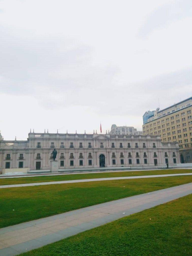 Santiago Plaza Da Moneda
