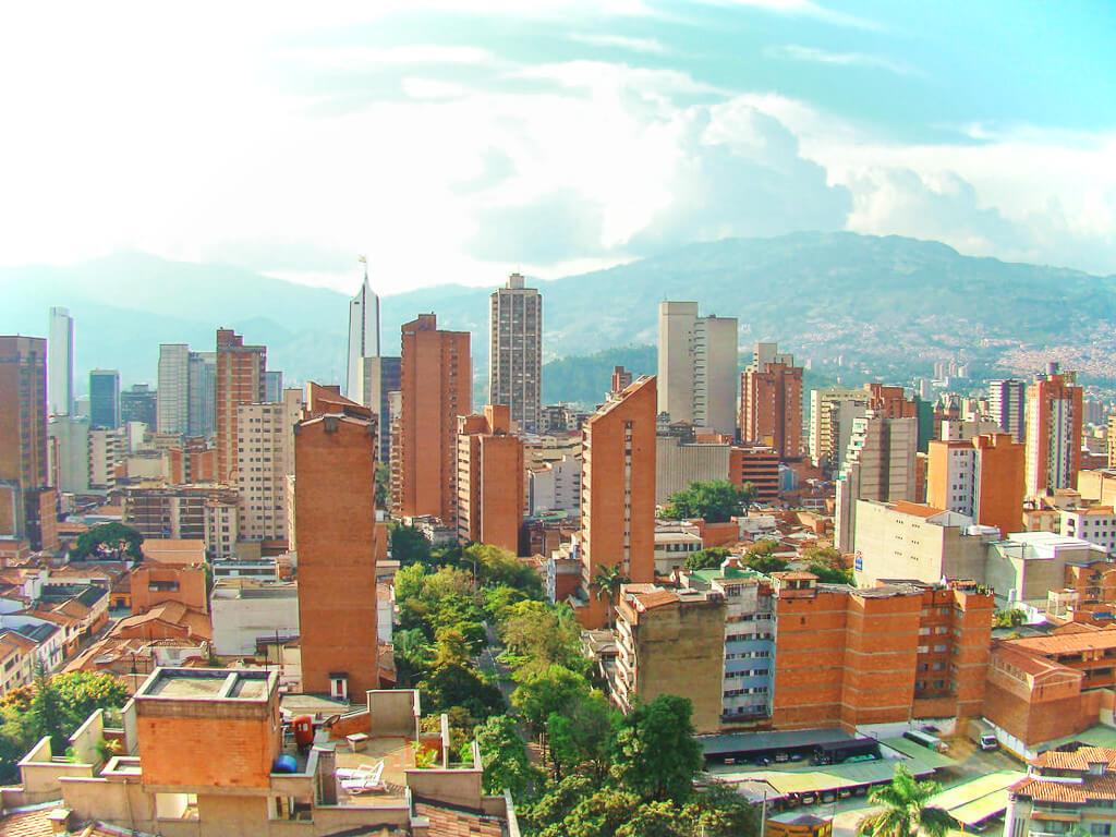 Visitar Medellin Cidade