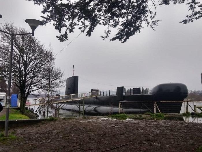 Roteiro Chile Valdia Submarino