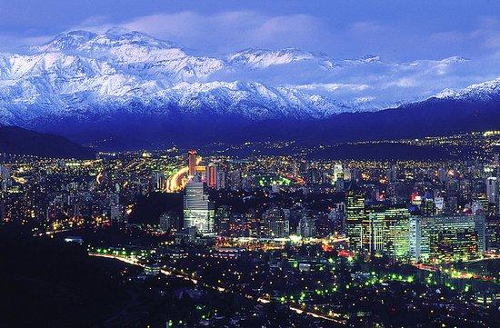 Santiago itinerary