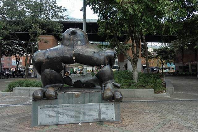 Bate Volta Medelllin Parque San Antonio