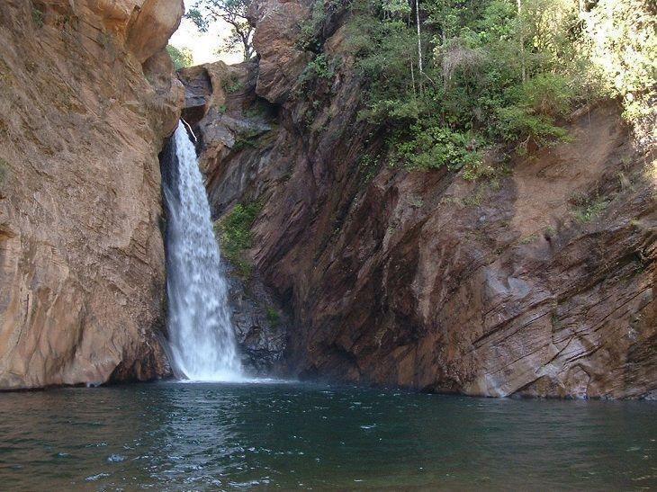 Cachoeira De Santo Antônio, Raposos