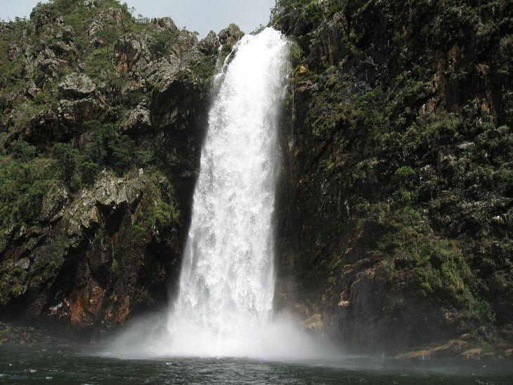 Cachoeira Do Fundão, Serra Da Canastra