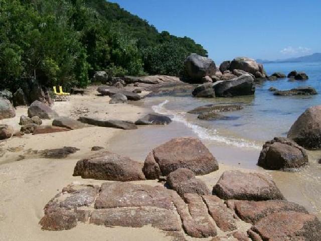Praia De Pedras Altas, Palhoça, Santa Catarina