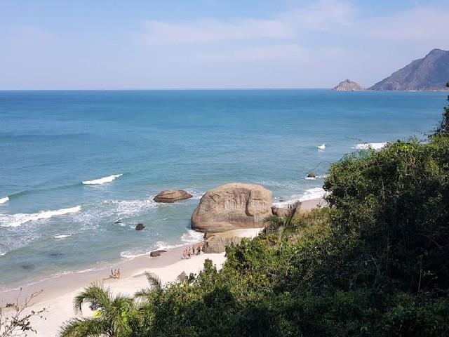 Praia Do Abricó, Rio De Janeiro, Rio De Janeiro