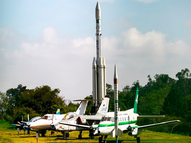 MAB Brazilian Aerospace Memorial
