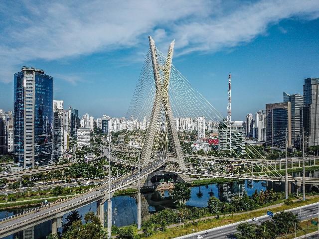 Ponte EstaiadaFoto: Eduardo Frazão06/04/2020