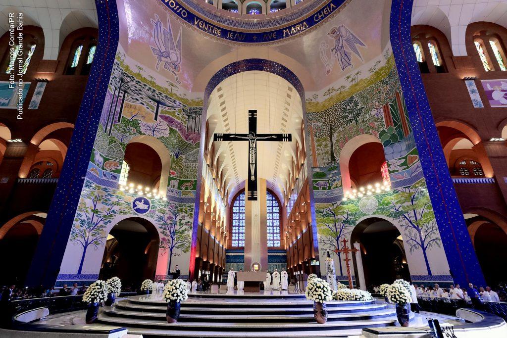 12/10/2019 Missa Alusiva Ao Dia De Nossa Senhora Aparecida