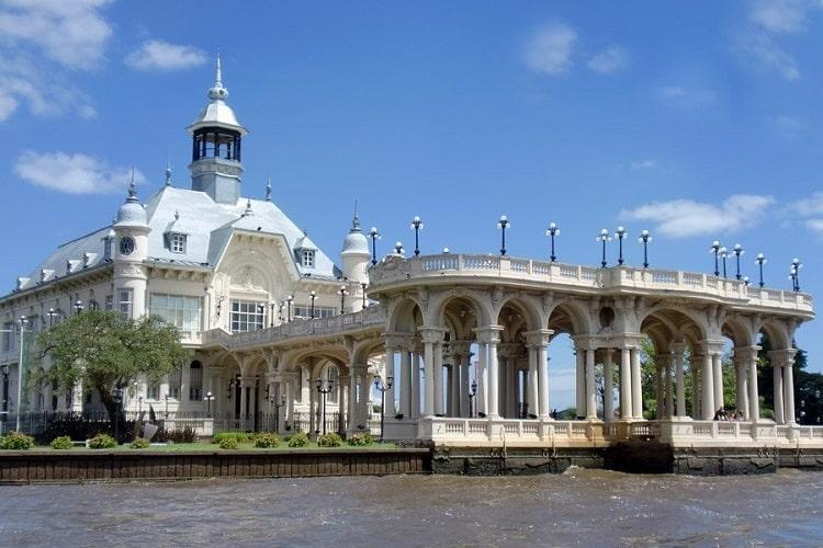 Roteiro Cidade De Tigre Museu Min