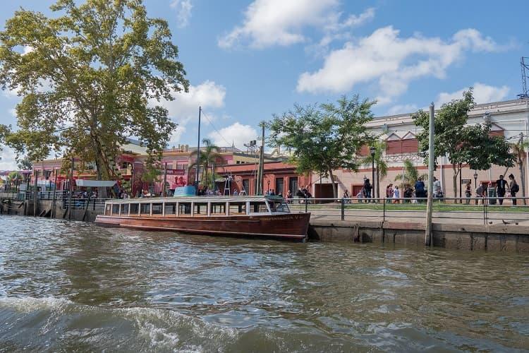 Roteiro Cidade De Tigre