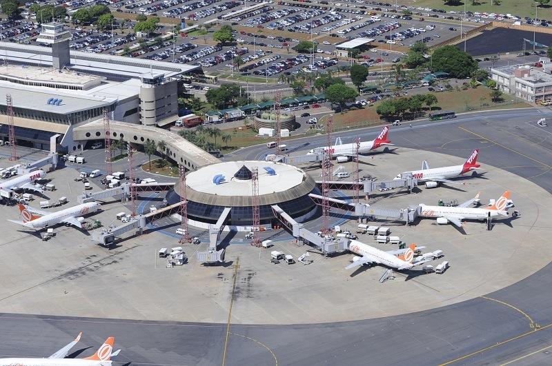 Turismo Capitais Conheca Brasilia Aeroporto Internacional