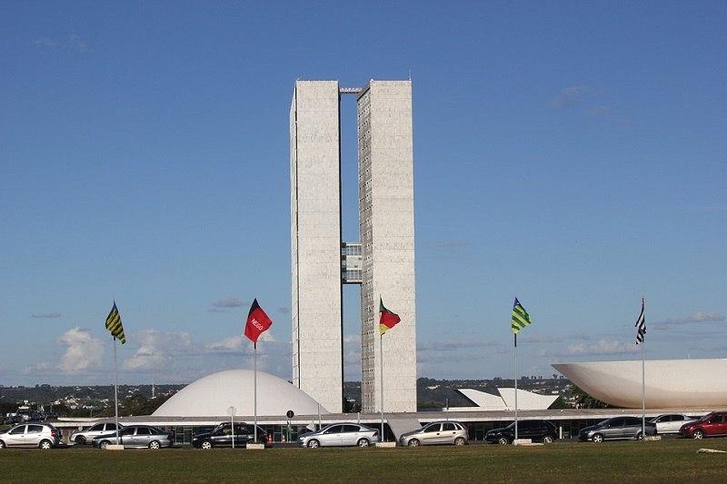 Turismo Capitais Conheca Brasilia Congresso Nacional