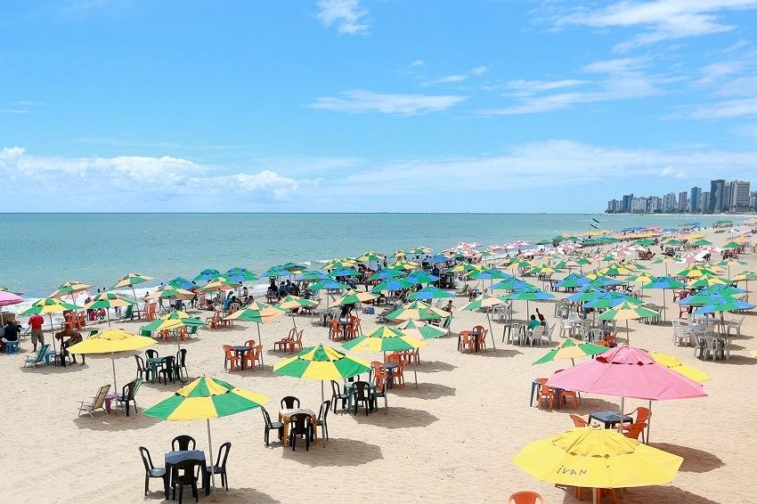 Turismo Capitais Praia Joao Pessoa