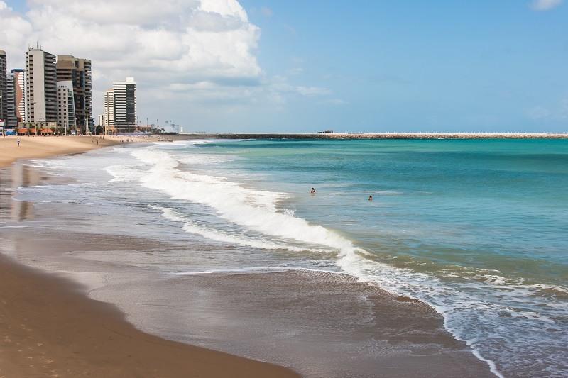 Turismo Capitais Brasileiras Fortaleza