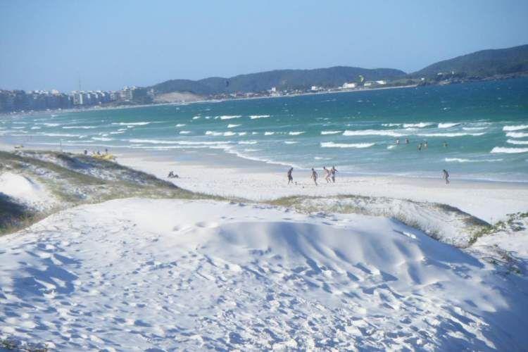 Cabo Frio RJ Praia Das Dunas