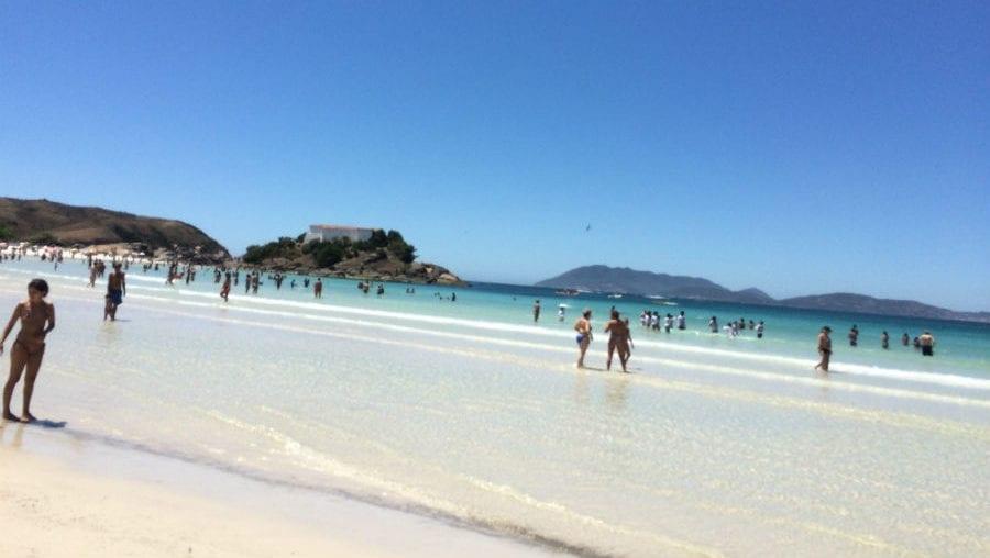 Cabo Frio RJ Praia De Canto Do Forte