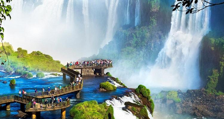 Puerto Iguazu Catarata