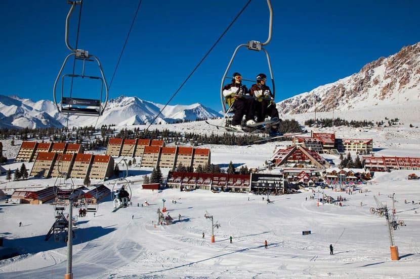 Roteiro Inverno Esquiar Mendoza Argentina