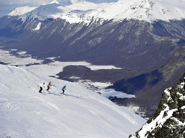 5 Lugares Para Esquiar No Mundo