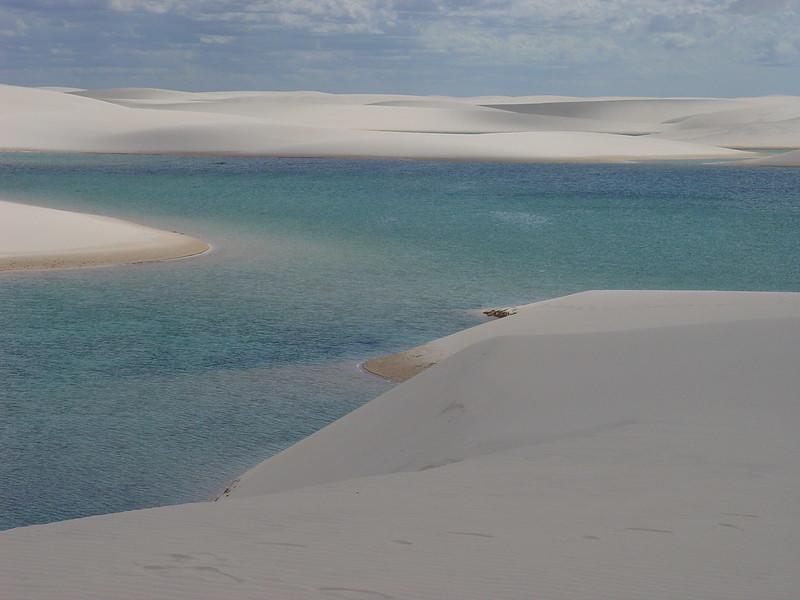 Lencois Maranhenses Sands