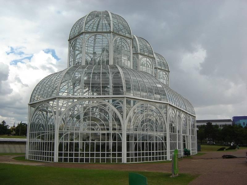 Cidade De Curitiba Jardim Botanico