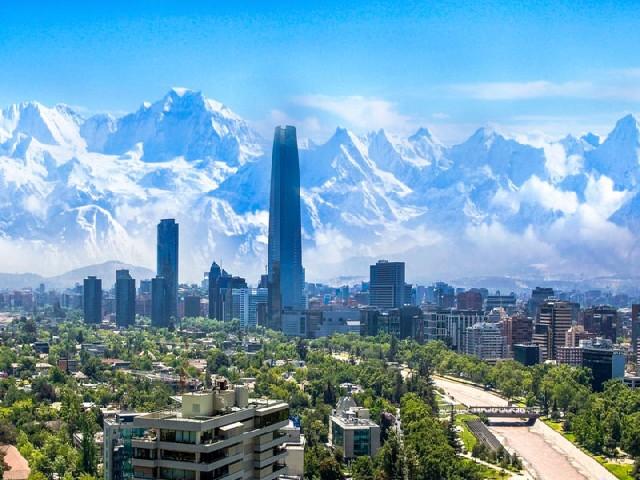 Faca Sua Viagem Para O Chile