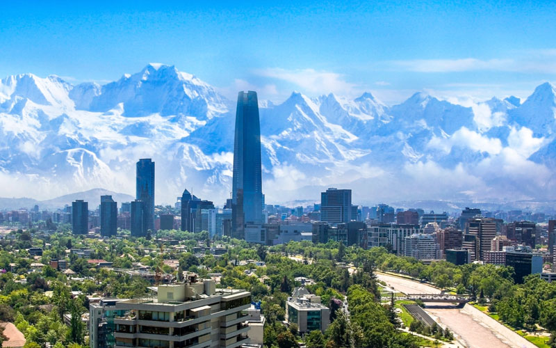 Chile Frontiers Reopened