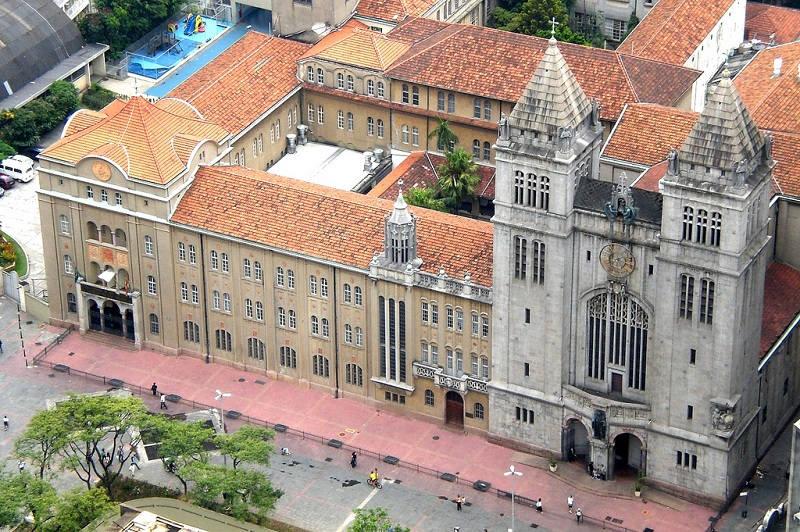 Igrejas Sao Paulo Mosteiro De Sao Bento SP