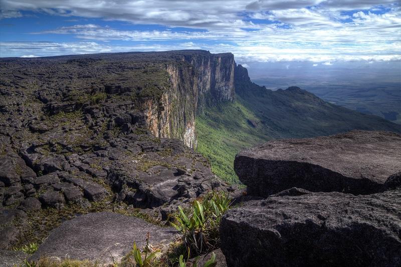Monte Roraima Highest Point