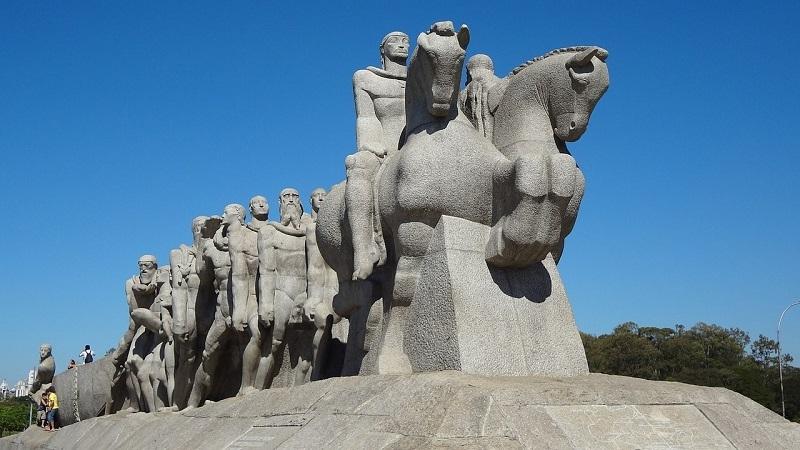 Monument Ibirapuera Park