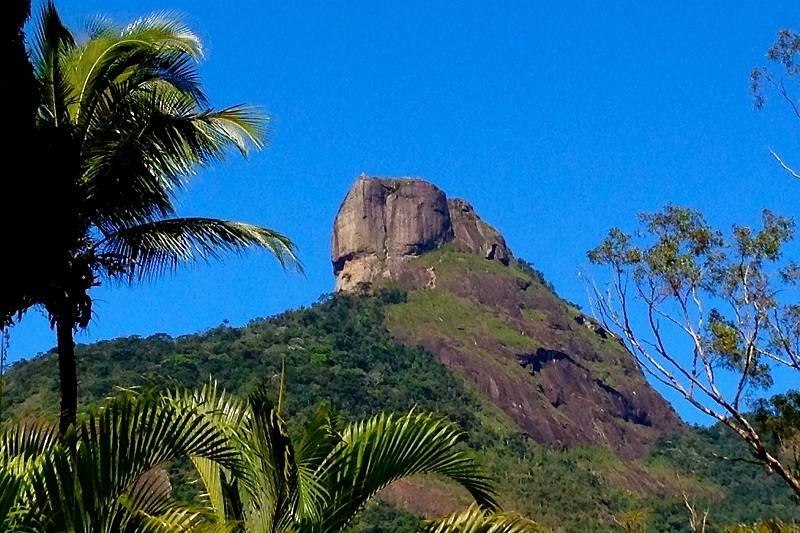 Pedra Da Gavea Vista Itanhanga