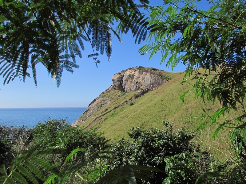 Pedra Da Tartaruga Vista Da Trilha De Acesso (1)
