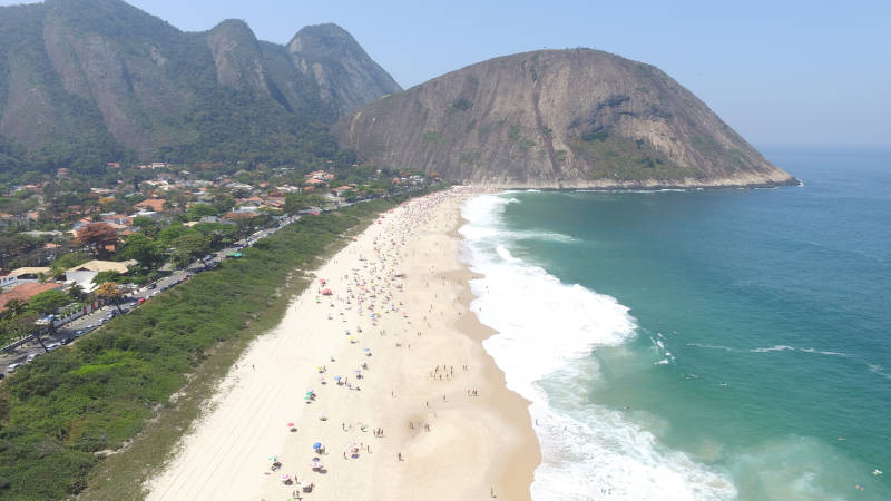 Praia De Itacoatiara E Trilha Do Costao Niteroi