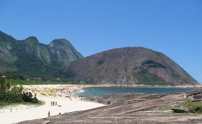 Praia De Itacoatiara E Trilha Do Costao Turismo Niteroi