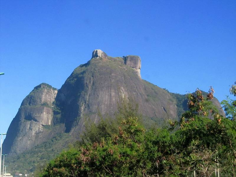 Trilha Morro Dois Irmaos Rio De Janeiro