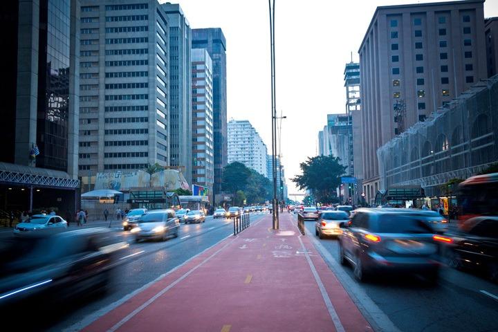 Turismo Sao Paulo Avenida Paulista