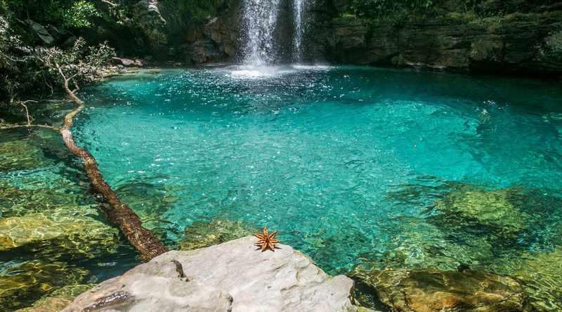 Ecoturismo Cachoeira Chapada Dos Veadeiros GO