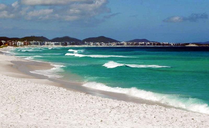 Praia Do Foguete Cabo Frio