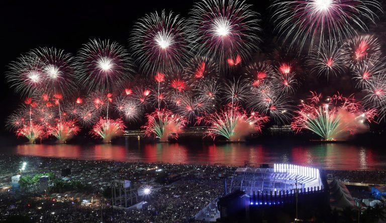 Ano Novo Em Copacabana 2021