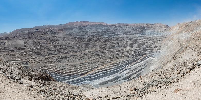 Mina De Chuquicamata Calama Chile
