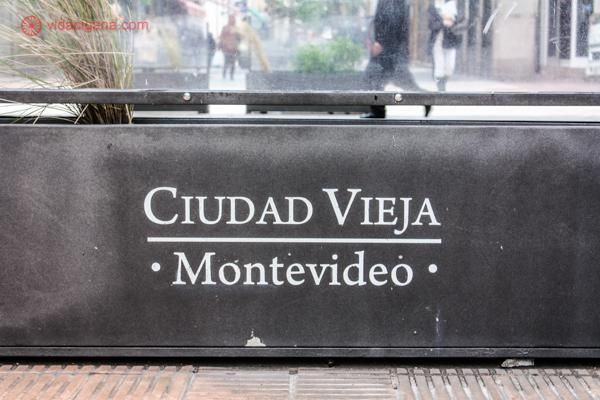 Montevideu Cidade Velha