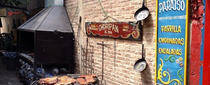 Onde Comer Em Buenos Aires Gran Paraiso