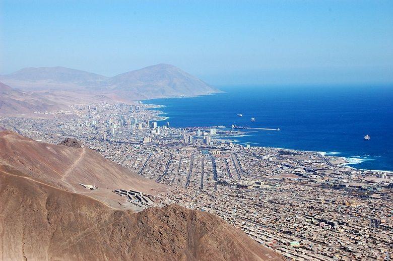 Vista De Antofagasta