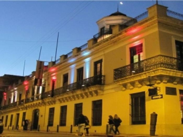 Casa De Fructuoso Rivera Montevideu