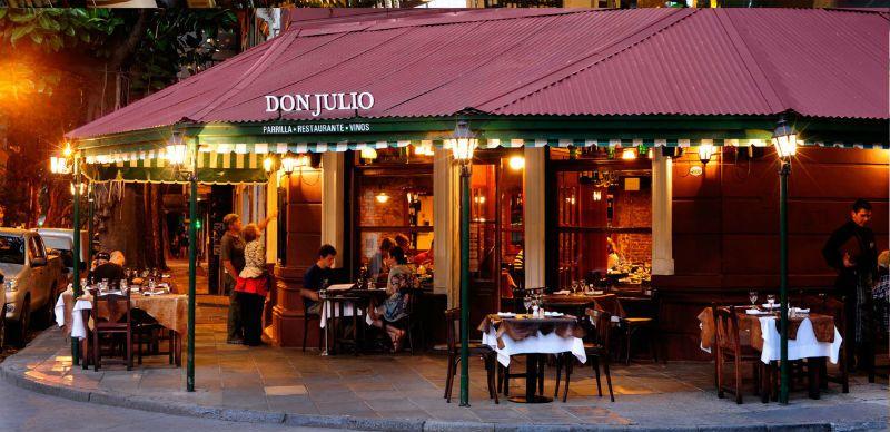 onde comer bem em Buenos Aires - Don Julio