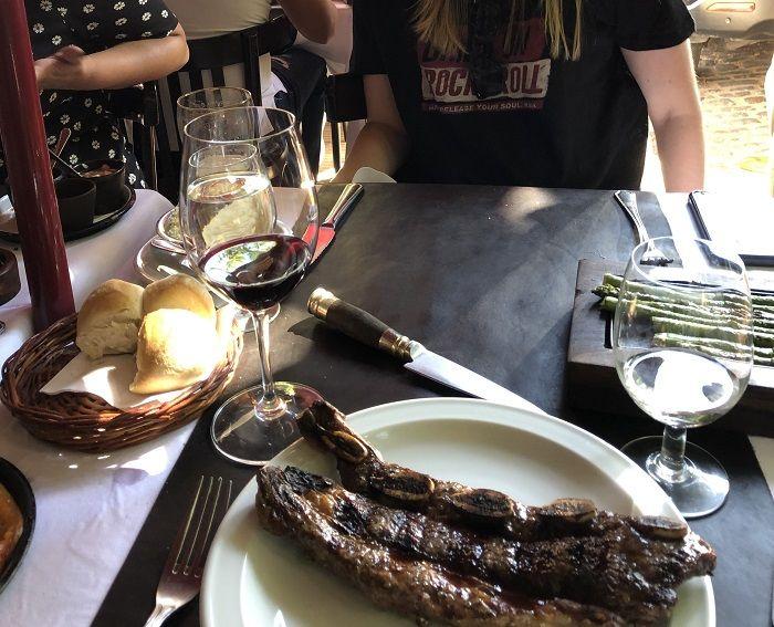 Comer em Buenos aires - Prato Don Julio