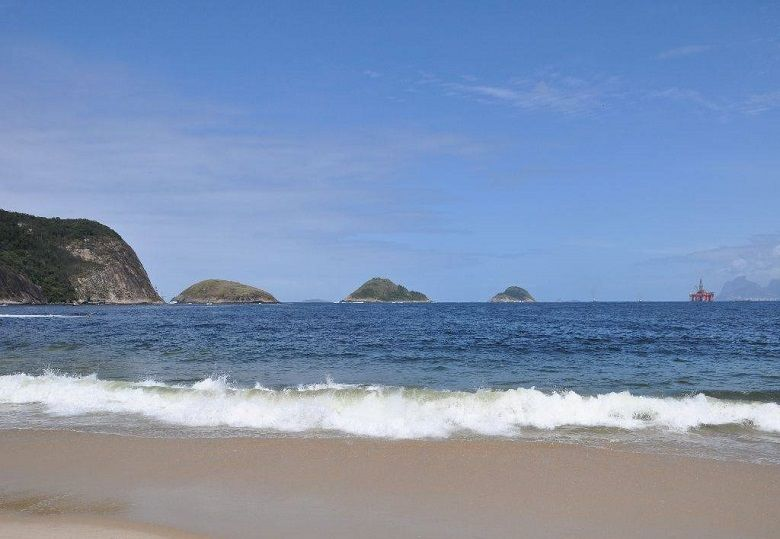 Itaipu Beach Niteroi RJ