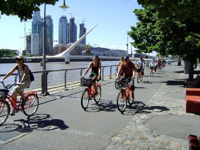Bike Tour Buenos Aires Argentina